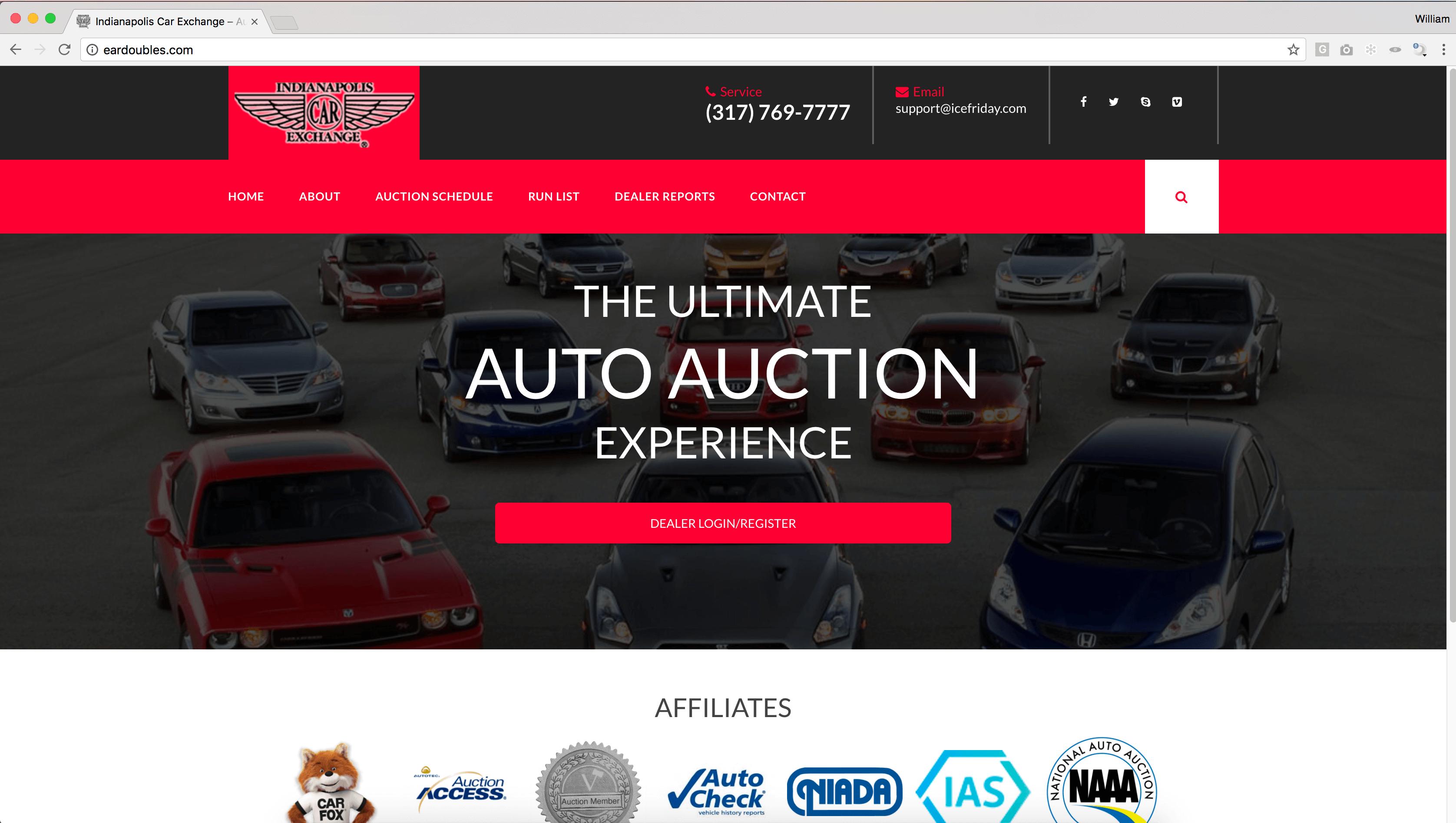 Auction Websites